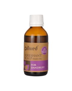 Sukeshant Anti-Dandruff Hair Oil - Omved