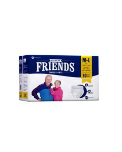 Adult Diapers (Pull-ups) - Friends
