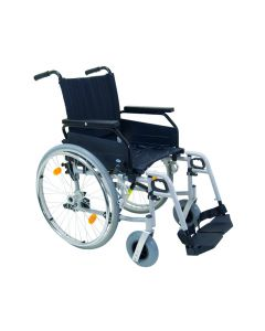 Rotec Standard Wheelchair without Drum Brake (48cm) - Drive DevilBiss