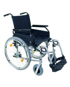 Rotec Standard Wheelchair with Drum Brake (48cm) - Drive DevilBiss
