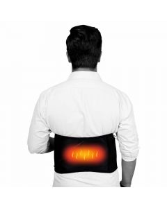 Flash Multi-purpose Electric Heating Pad for Back and Shoulder Pain - SandPuppy