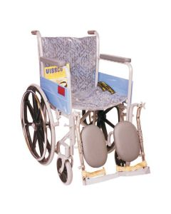 Invalid Wheelchair - Regular  Elevated Foot - Vissco