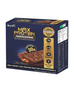 Max Protein Professional 30 gm Protein Bar (Pack of 6) - RiteBite