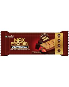 Max Protein Professional 30 gm Protein Bar (Pack of 12) - RiteBite
