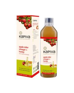 Apple Cider Vinegar and Honey Juice (500 ml) - Kapiva Ayurveda