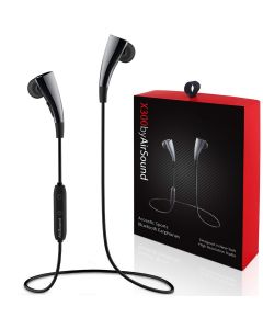 Sports Wireless Bluetooth in-Ear Headphones with Mic (X300) - AirSound