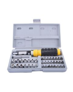 Tool Kit Screwdriver and Socket Set - Aiwa