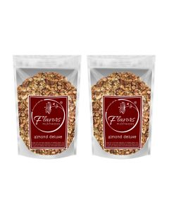 Almond Deluxe (2 x 100 gm) - Flavors Mukhwaas