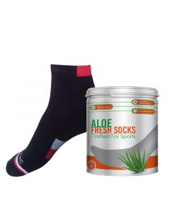 Aloe Fresh Socks  Crafted for Sports  - Montac Lifestyle