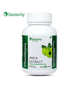 Amla 500 mg (60 Capsules) - Seniority