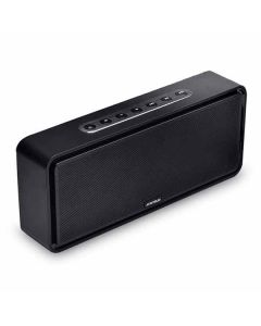 Portable Wireless Bluetooth Speaker with Extra Bass Boost (Black) - Anonsuo