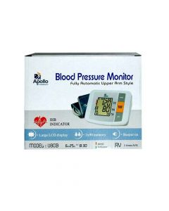 Automatic Blood Pressure Monitor - Apollo Pharmacy