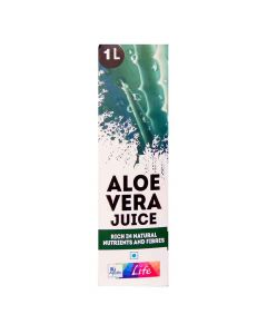 Life Aloe Vera Juice 1 litre - Apollo Pharmacy