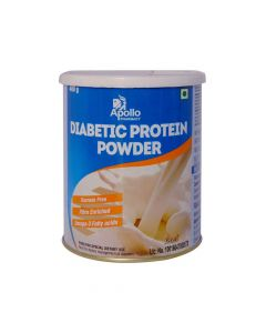 Diabetic Protein Powder 400 gm - Apollo Pharmacy