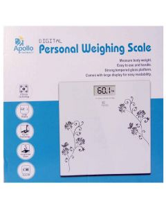 Digital Personal Weighing Scale - Apollo Pharmacy