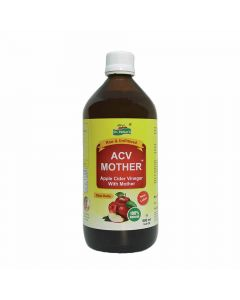 Apple Cider Vinegar With Mother - Dr Patkar