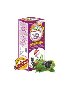 Vaidhyam Amrit Plus (1000 ml) - AVG Health Organics