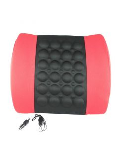 Back Support Pillow With Vibration - Star