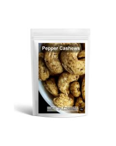 Pepper Cashews - Fabbox