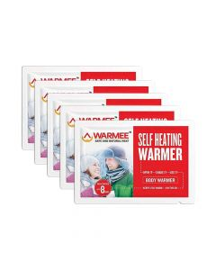 Body Warmer Pouch (Pack of 5) - Warmee