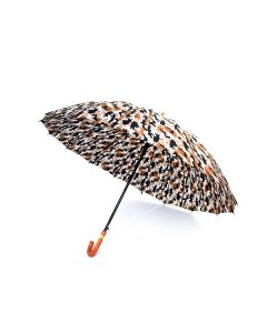 Camouflage Regular Umbrella J shaped Handle (Assorted Colors)