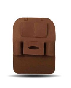 Car Seat Multi Pocket Organiser - Iomoto