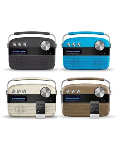 Carvaan Audio Player With Remote - Saregama