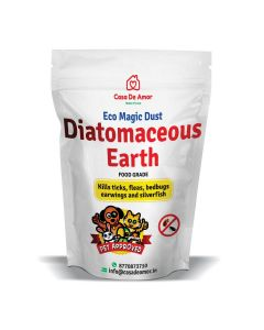 Eco Magic Diatomaceous Earth Pest Control (900 gm) - Casa De Amor