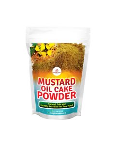 Mustard Oil Cake Powder Fertilizer (900 gm) - Casa De Amor
