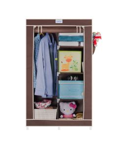 Collapsible Wardrobe with Hanging Space - CbeeSo
