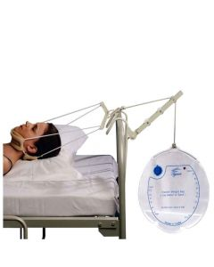 Cervical Traction Kit Sleeping with Weight Bag - Tynor