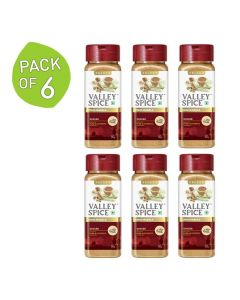 Chai Masala - Ginger - 6 Pcs (50 gm each) - Valley Spice