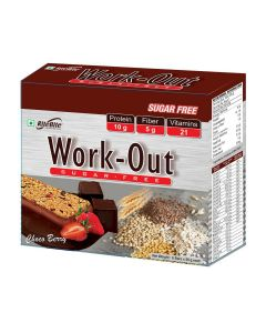 Work-Out Bar (Pack of 6) - RiteBite