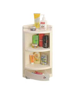 Itlay Corner Shelf BRC-717 - Ciplaplast
