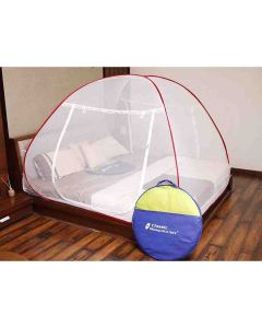 Foldable Mosquito Net For Queen Sized Bed - Classic Mosquito Net