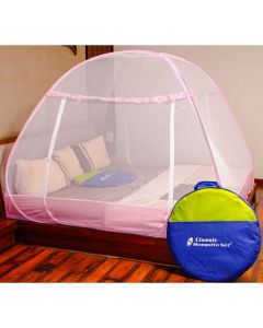 Premium Foldable Mosquito Net For Double Sized Bed - Classic Mosquito Net