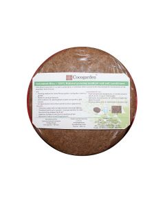 Cocopeat Disc (Brown) - Cocogarden