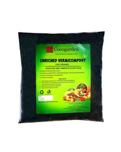 Enriched Vermicompost - Cocogarden