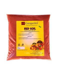 Natural Garden Red Soil - Cocogarden