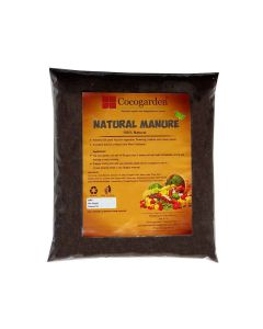 Natural Manure - Cocogarden