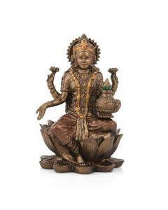 Goddess Lakshmi Idol - Collectible India
