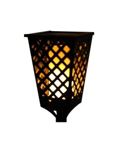 Dancing Flame Solar Light