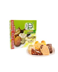 Sugar Free Assorted Sweets (500 gms) - Dezire Naturals