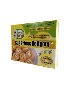 Sugar Free Badusha - Dezire Natural