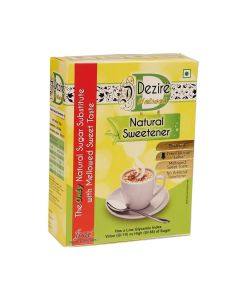 Natural Sweetener (250 gms) - Dezire Natural