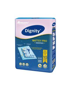 Mattey Pro Underpads (60 x 90 cm) (Pack of 1 x 10 Pieces) - Dignity