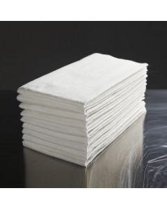 Disposable Non-Woven Face and Body Towel (45 x 45 cm) - Kudize