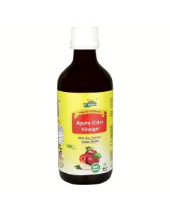 Apple Cider Vinegar With Mother (200 ml |Pack of 2) - Dr Patkar