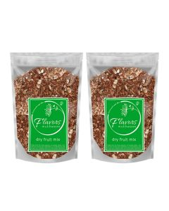 Dry Fruit Mix (2 x 100 gm) - Flavors Mukhwaas