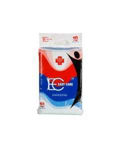Cotton Four Layers Soft Underpad (Pack of 10 Pieces) - EC1190 - EasyCare